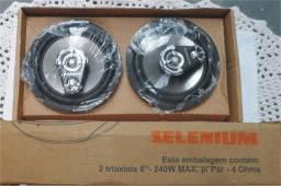 2 Auto falante selenium triaxial Car Dicision