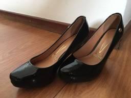 Sapato salto alto preto