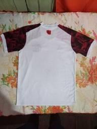 Camisa Flamengo 2021 Branca Marca Tailandesa