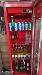 Título do anúncio: Freezer Expositora Budwaiser