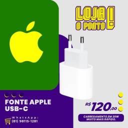 Fonte Apple USB-C
