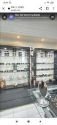 Título do anúncio: Prateleira para loja Mdf e vidro