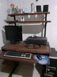PC + impressora + hack