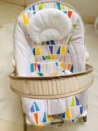 Título do anúncio: Cadeirinha balanço bebê