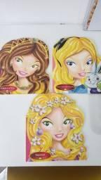 Livros infantis princesa