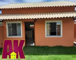 KS9/ Linda casa em condomínio fechado Unamar