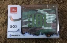 Caixa JBL Go-3(Original)