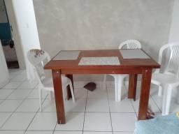 Mesa + Sofá