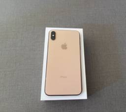 Vendo Iphone Xs Max 64gb Dourado