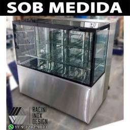Balcão Refrigerado Sob Medida