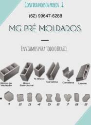 Vende-se blocos de concreto