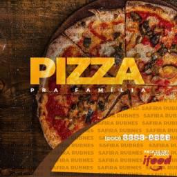 Social mídia de pizzaria ?
