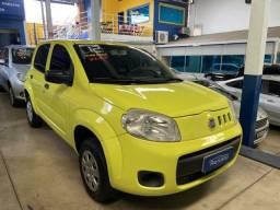 Título do anúncio: Fiat uno 2012 1.0 evo vivace 8v flex 4p manual