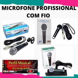 Microfone profissional em promoção fazemos entregas