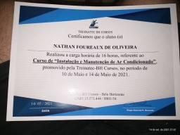Título do anúncio: Técnico de ar condicionado limpeza e análise / higienização UV-C