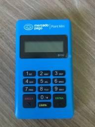 Point mini D150 maquineta do Mercado Pago