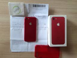 IPhone 7 red vervelho