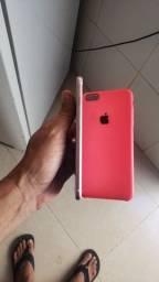 IPHONE 6S PLUS 16GB FUNCIONADO TUDO CARREGADOR BATERIA 76%