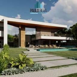Alphaville Fortaleza - Mansão Exclusiva de Altíssimo Luxo