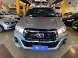 Título do anúncio: Toyota Hilux Srx 4x4 2.8 TDI 16V Diesel Aut