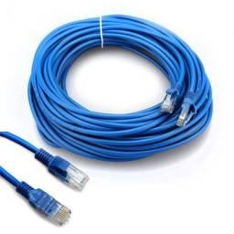 Título do anúncio: Cabo de rede , internet,tvbox cat5e (R$ 1,8 o metro)