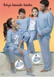 Pijamas longos Demillus