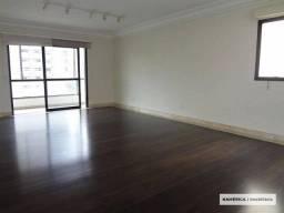 Apartamento à venda, 210 m² por R$ 2.300.000,00 - Moema - São Paulo/SP