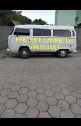 FRETES E CARRETOS.