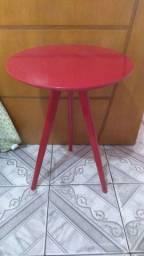 Título do anúncio: Mesa de canto pé palito pintura laqueada