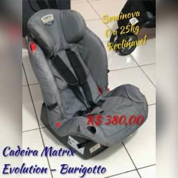 Cadeira Auto Infantil 25kg Recli