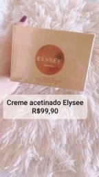 Elysee creme acetinado
