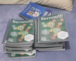 Livros Bernoulli 6v para Enem