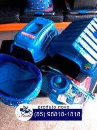 Título do anúncio: kit pet azul lindo *