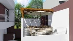 Título do anúncio: Sobrado com terraço em Condomínio, 3 quartos, 2 vagas
