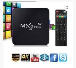 Título do anúncio: TV BOX  NOVA TRANSFORMA SUA TV EM SMART ANDROID 11.1 /32GB RAM/128 ROM/
