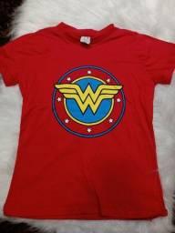 Camisetas menina