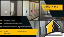 Montador de móveis. João Neto