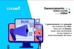 """Título do anúncio: """" Agencia de Gerenciamento de mídias sociais com video"""""""