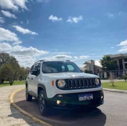 Título do anúncio: Jeep renegade km baixa! Perfeito!