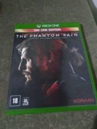 Vendo Metal Gear Solid V