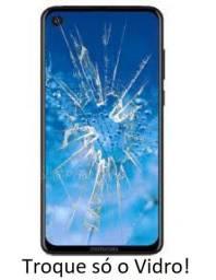 Vidro da Tela para Moto G8 Play, Mantenha a Originalidade do seu Celular!