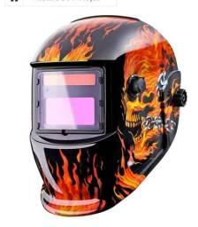 Máscara de solda digital automatica