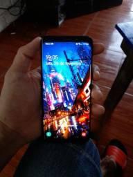 Dois celulares top pra brick s9 e a30 troco por iphone 8plus ou galaxy s10