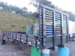 Carroceria truck 8,20m fs caminhoes