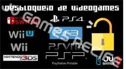 Desbloqueios de Videogames