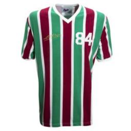Título do anúncio: Camisa Fluminense 1984 Masculina Retrô