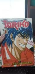 Título do anúncio: Vendo mangas (Toriko,Reborn e Enigma)
