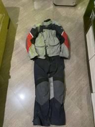 Conjunto Bmw Gs Dray Suit - tamanho 50
