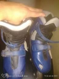 Título do anúncio: patins