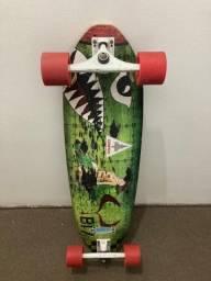 Skate longboard downhill freeride peças gringa